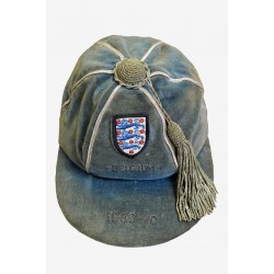 Bobby Moore England World Cup 1966 cap