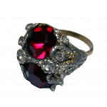 Jimi Hendrix genuine authentic owned ring