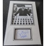 Phil Spector authentic signed genuine autograph photo display