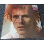 David Bowie Space Oddity authentic signed genuine autograph vinyl record album