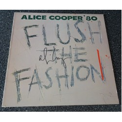 Alice Cooper authentic signed genuine autograph vinyl album record