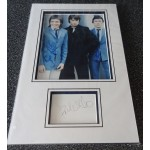 Paul Weller Jam authentic signed genuine autograph photo display