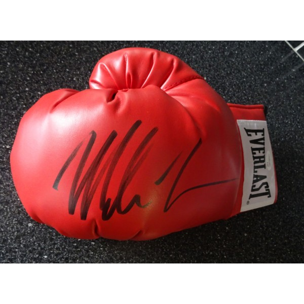 Mike Tyson Boxing authentic signed genuine autograph glove