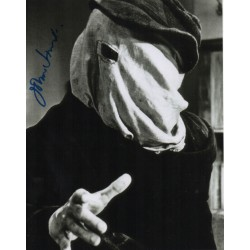John Hurt Elephant Man authentic signed genuine autograph photo