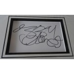 SOLD Ozzy Osborne authentic signed genuine autograph photo display