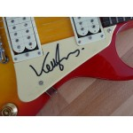 SOLD Kelly Jones Stereophonics authentic signed genuine autograph guitar