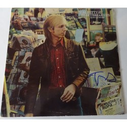 "Tom Petty authentic genuine signature signed 12"" Vinyl"