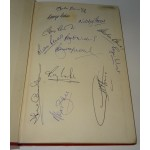 Bobby Moore WC 1966 genuine autograph authentic signed signatures