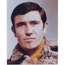 George Lazenby James Bond 007 signed genuine autograph photo 5