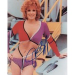 Jill St John James Bond signed genuine autograph photo 5