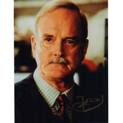 John Cleese James Bond Q signed genuine autograph photo