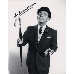 Norman Wisdom authentic signed genuine autograph photo 3