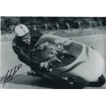 John Surtees Motor Cycle signature genuine signed authentic photograph 7