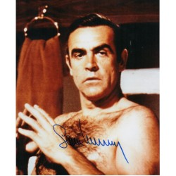 Sean Connery James Bond genuine authentic signed autograph photo 3