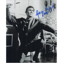 George Lazenby James Bond 007 signed genuine autograph photo 7