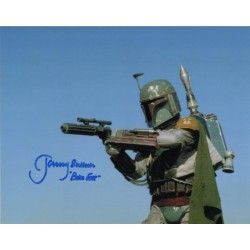 Jeremy Bulloch Star Wars signed genuine signature photo 6
