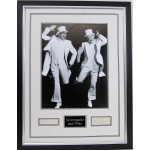 Eric Morecambe & Ernie Wise Comedy genuine signature authentic photo display