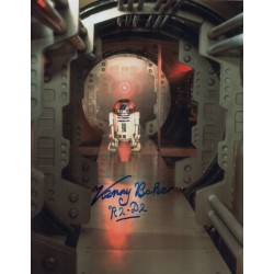 Kenny Baker Star Wars signed genuine signature photo 5