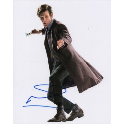 Matt Smith Doctor Who signed authentic genuine signature photo