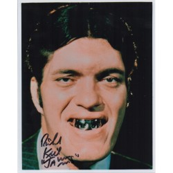 Richard Kiel 'Jaws' James Bond authentic signed autograph photo