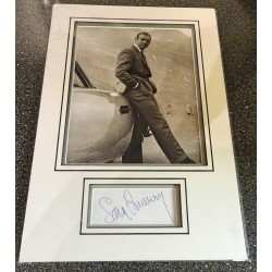 SOLD Sean Connery James Bond authentic signed genuine autograph photo display