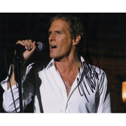 Michael Bolton Music genuine signed authentic signature photo 3