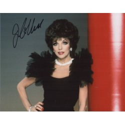 Joan Collins genuine signed autograph photo 6