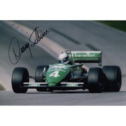 Danny Sullivan Tyrrell F1genuine authentic autograph signed photo.