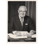 James Callaghan PM politics authentic genuine signed photo