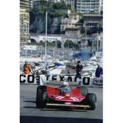 Jody Scheckter Ferrari F1 genuine authentic autograph signed photo 4.
