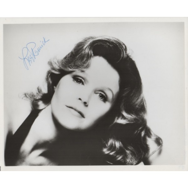 Lee Remick  genuine signed autograph photo