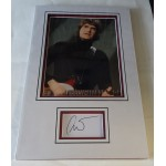 Ray Davies Kinks genuine authentic autograph signature photo display