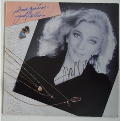 Judy Collins signed authentic genuine signature album UACC AFTAL