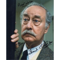 Manfred Von Brauchitsch signed authentic genuine signature photo UACC AFTAL