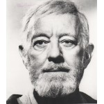 Alec Guinness Star Wars genuine signed authentic signature photo