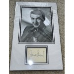 Jimmy James Stewart genuine authentic autograph signature photo display