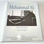 Muhammad Ali boxing signed authentic genuine signature book