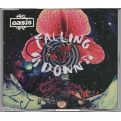 Noel Gallagher Oasis signed authentic genuine signature CD UACC AFTAL