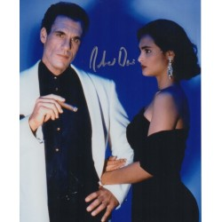 Robert Davi James Bond signed authentic genuine signature photo UACC AFTAL
