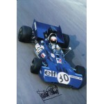 Jackie Stewart F1 Tyrrell Ford signed genuine signature authentic photo 14