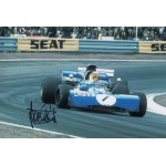 Jackie Stewart F1 Tyrrell signed genuine signature authentic photo 12