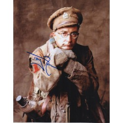 Tony Robinson Blackadder authentic signed genuine signature photo COA AFTAL UACC