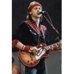Mark Knopfler Dire Straits genuine authentic original signed photo 3