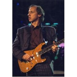 Mark Knopfler Dire Straits genuine authentic original signed photo 4