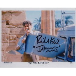 Richard Kiel 'Jaws' James Bond authentic signed autograph photo 3
