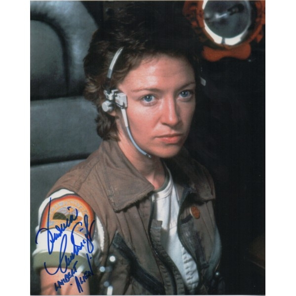 Veronica Cartwright Alien genuine authentic original signed photo AFTAL