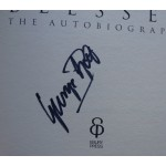 George Best Blessed genuine signature autograph book AFTAL RACC UACC
