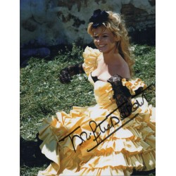 Brigitte Bardot genuine signed autograph photo COA AFTAL RACC UACC