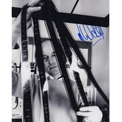 James Bond Goldfinger Norman Wanstall authentic genuine signed autograph photo
