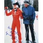 James Bond Lynn Holly Johnson genuine signed authentic signature photo